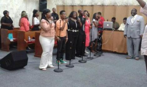 Praise and Worship Team